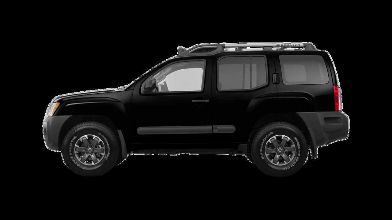 2014 Nissan Xterra Sport Utility