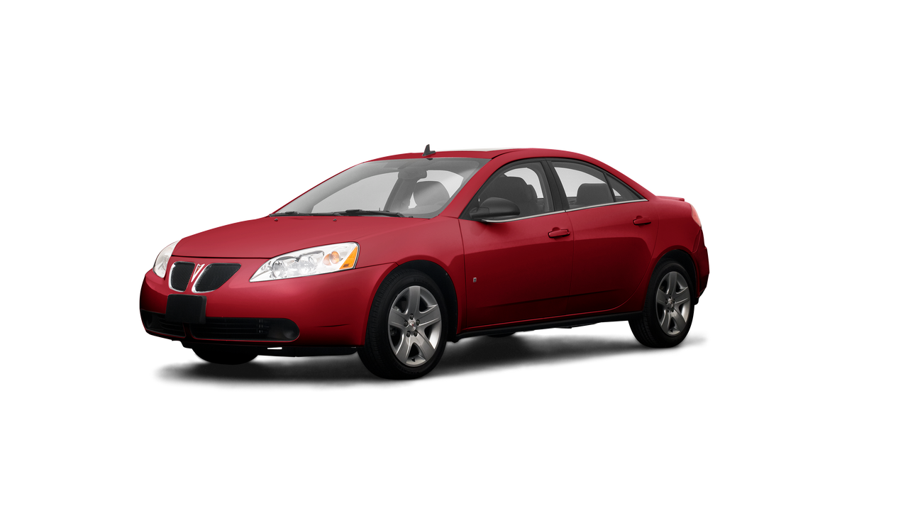 2009 Pontiac G6 4dr Car