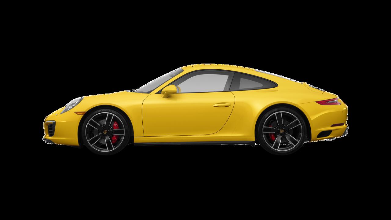 2017 Porsche 911 2dr Car