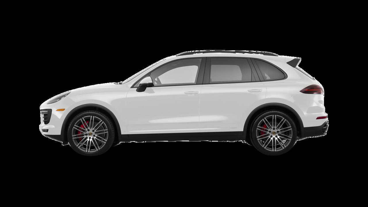 2017 Porsche Cayenne Sport Utility