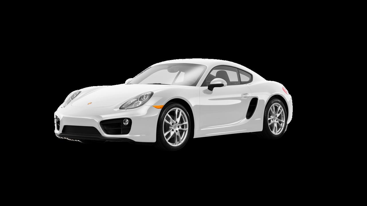 2016 Porsche Cayman 2dr Car