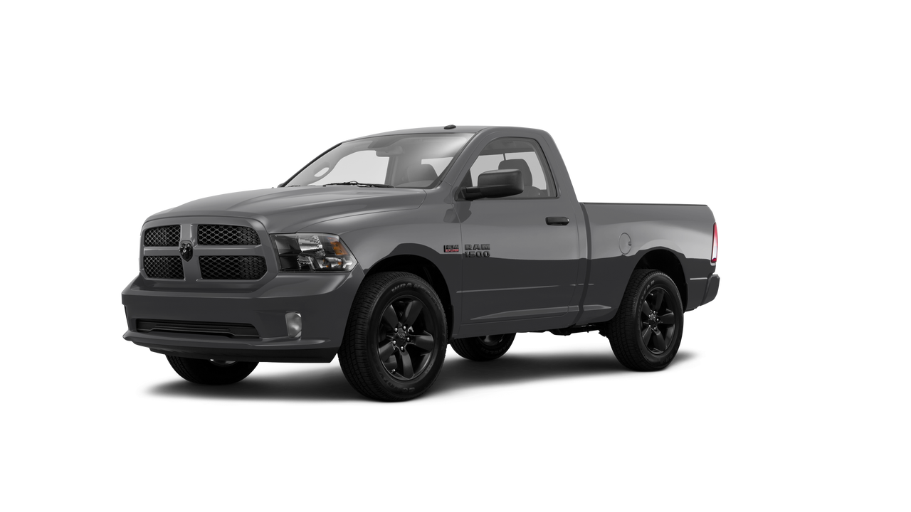 2016 Ram 1500 Long Bed