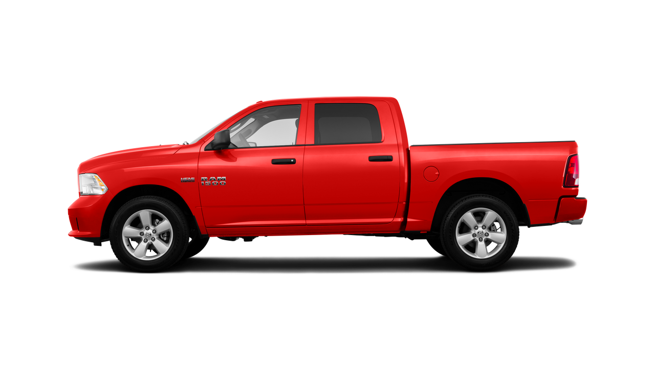 2016 Ram 1500 Short Bed
