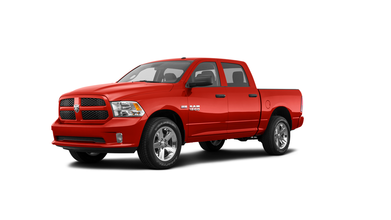 2017 Ram 1500 Short Bed