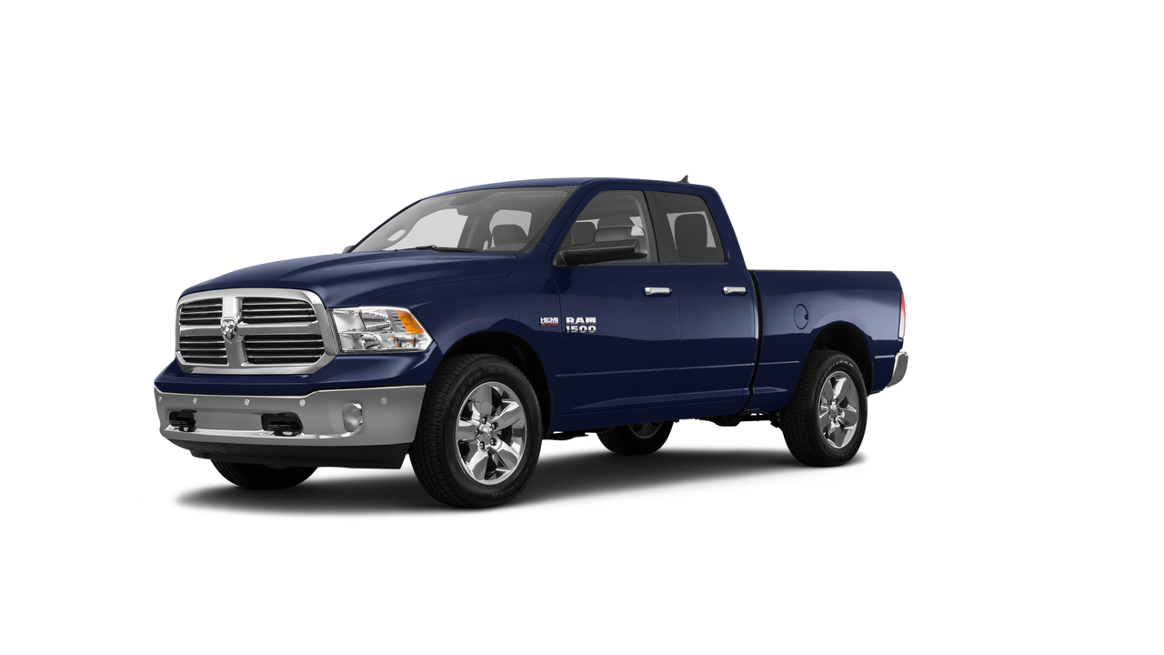 2018 Ram 1500 Short Bed