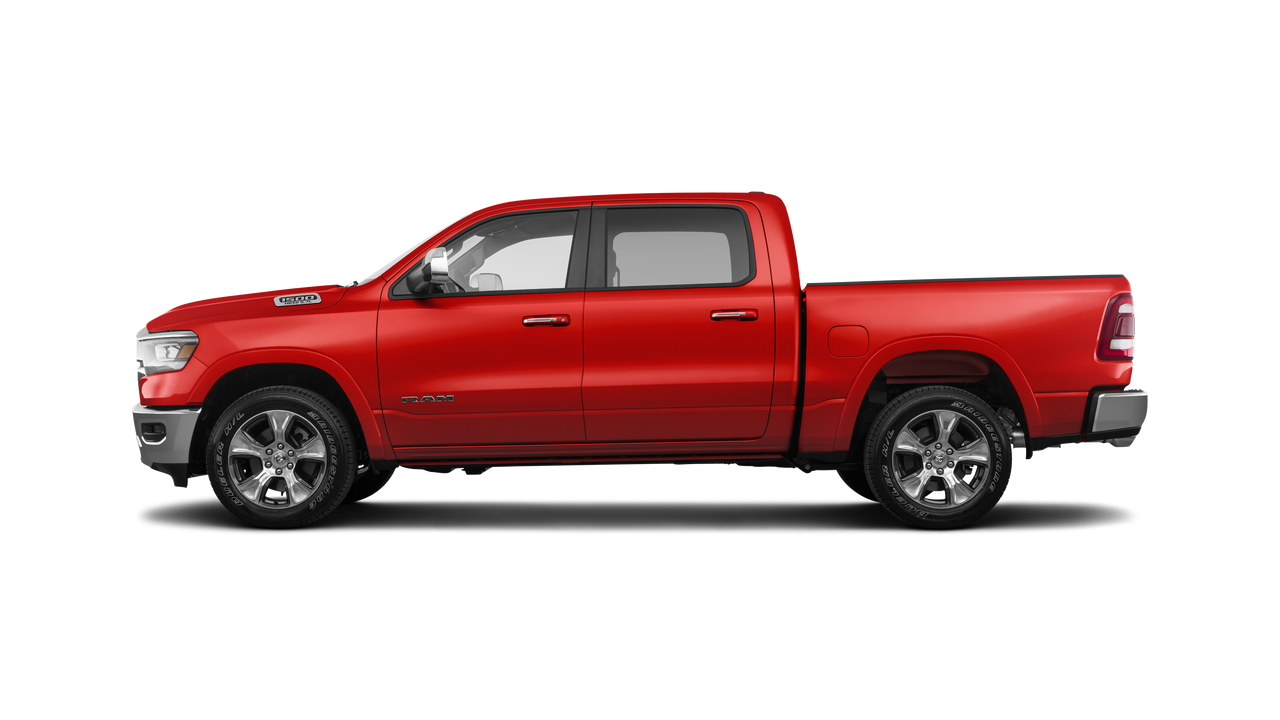 2020 Ram 1500 Short Bed