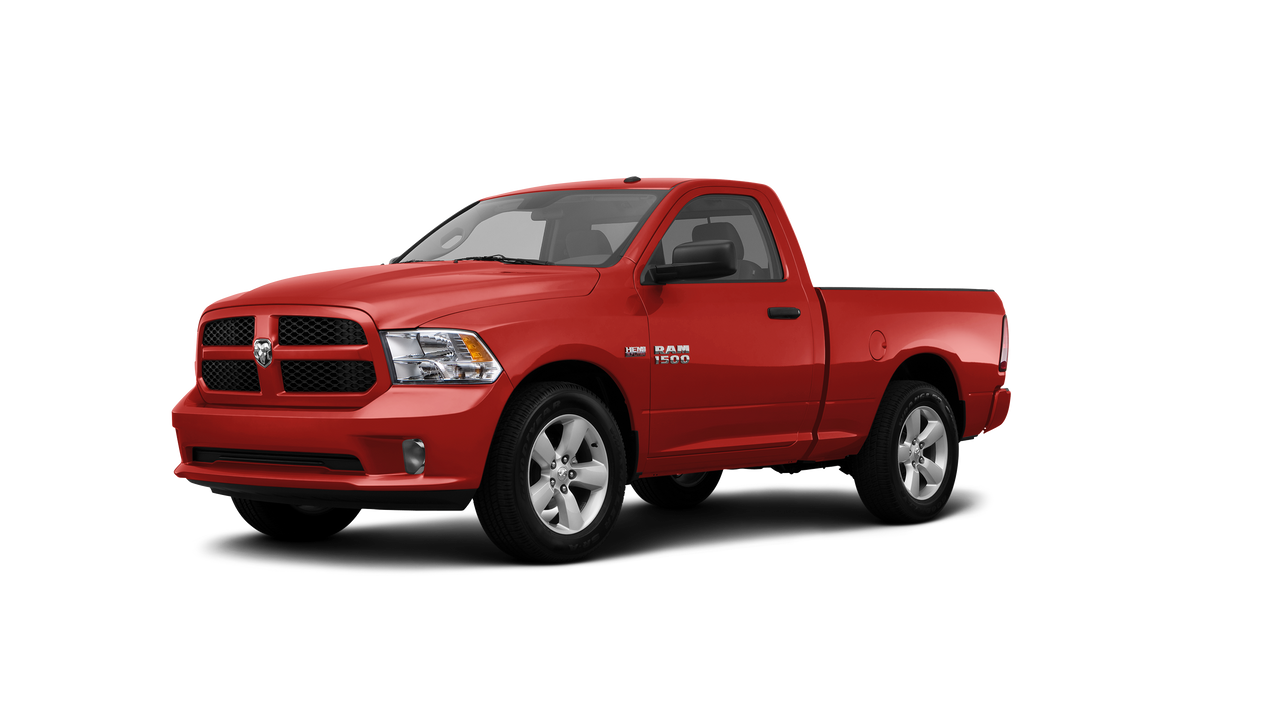 2013 Ram 1500 Long Bed