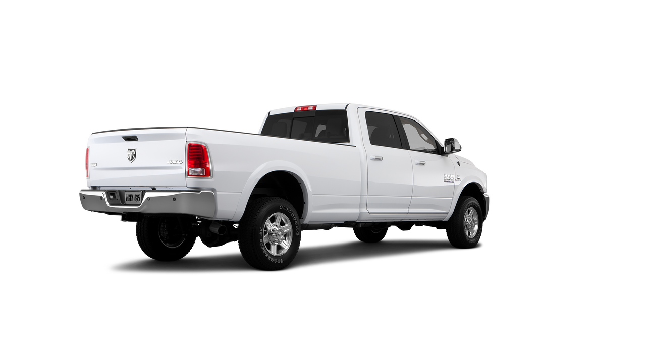 2013 Ram 2500 Long Bed