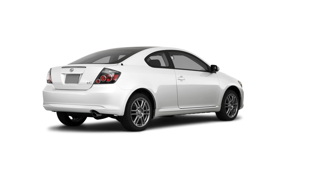 2010 Scion tC Hatchback