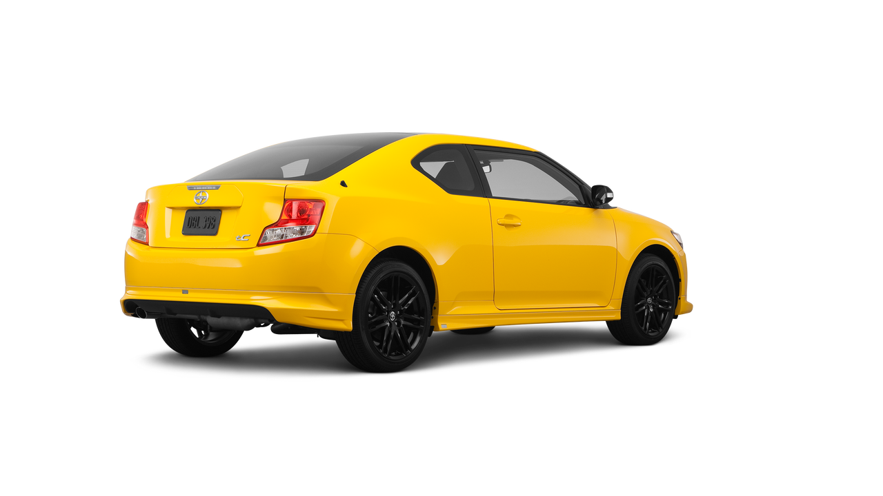 2012 Scion tC Hatchback