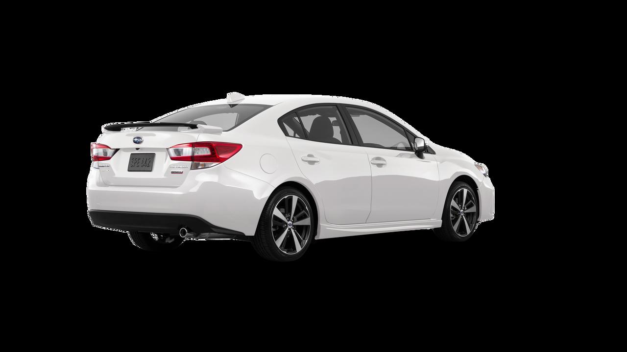 2017 Subaru Impreza 4dr Car