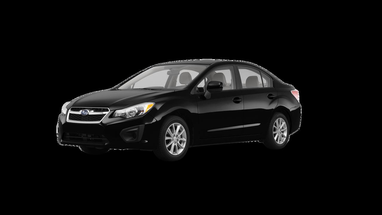 2012 Subaru Impreza 4dr Car