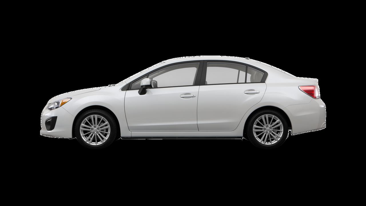 2014 Subaru Impreza Hatchback