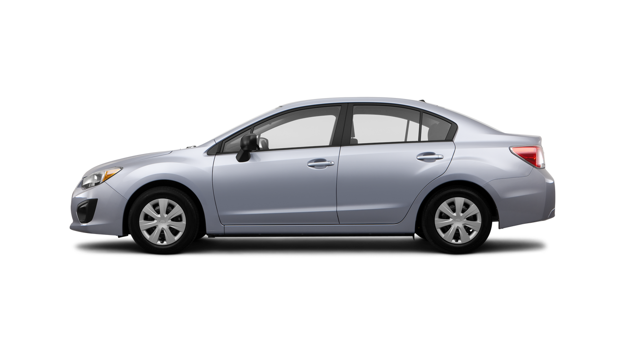 2014 Subaru Impreza 4dr Car