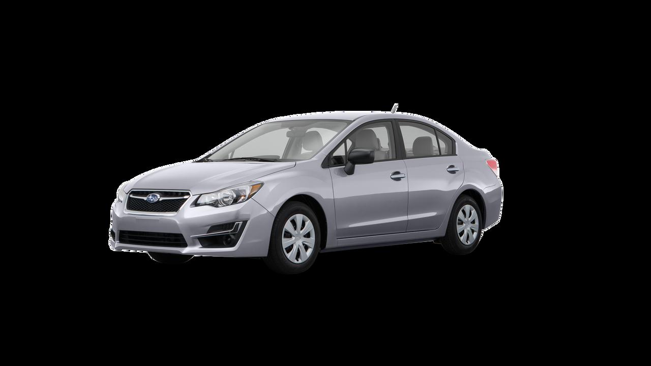 2015 Subaru Impreza 4dr Car