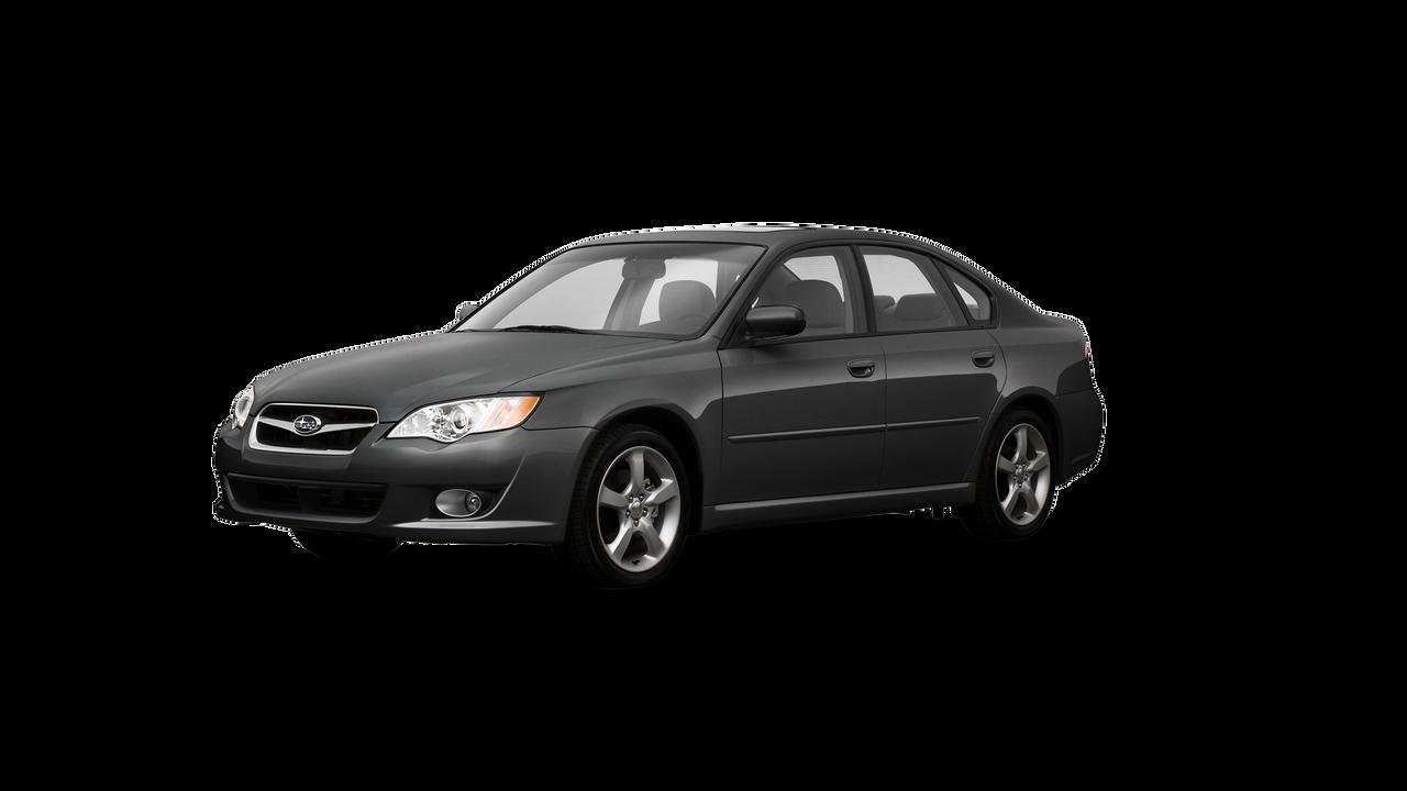 2009 Subaru Legacy 4dr Car