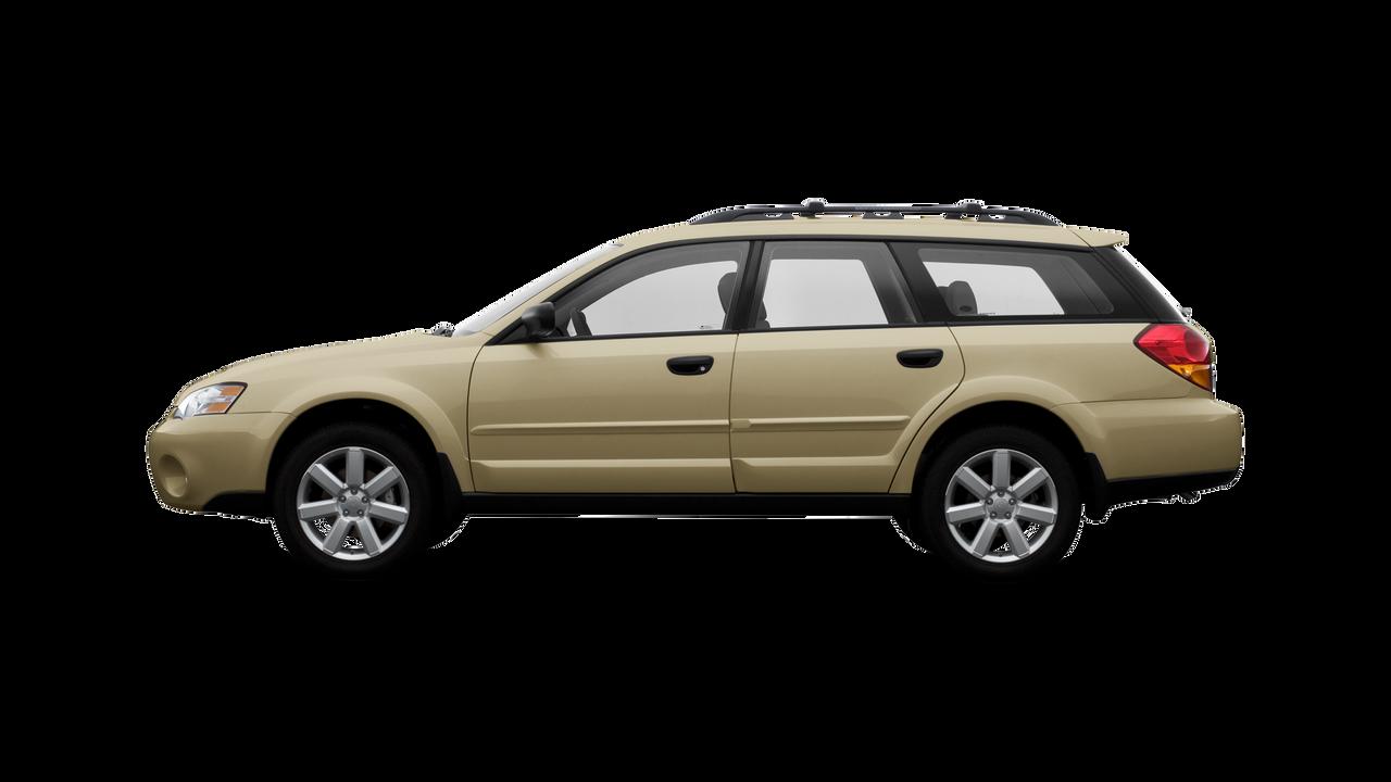 2007 Subaru Outback Station Wagon