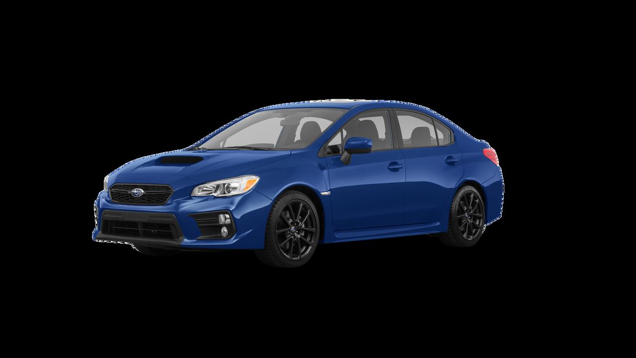 2021 Subaru WRX 4dr Car