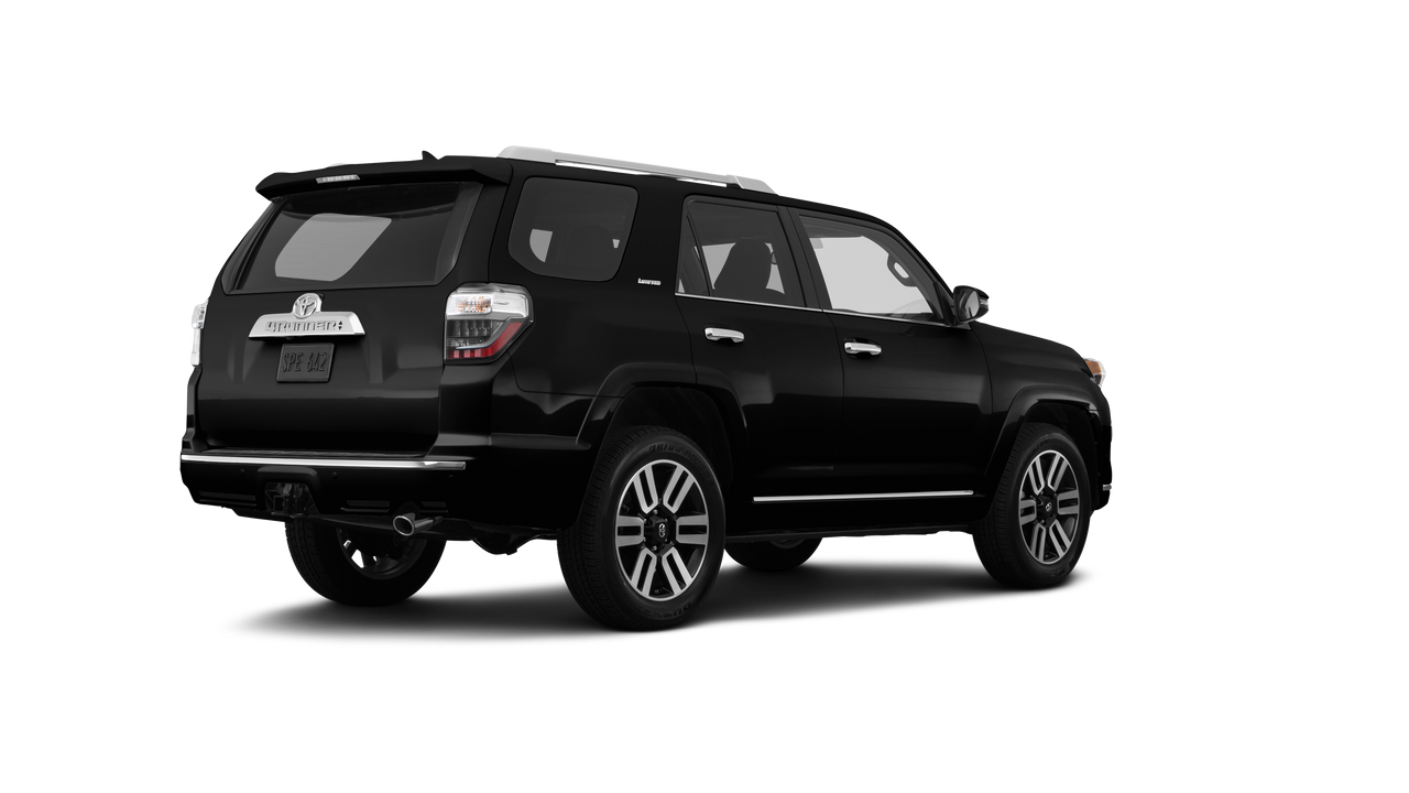 2016 Toyota 4Runner Sport Utility