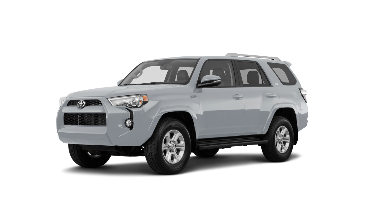 2019 Toyota 4Runner Sport Utility