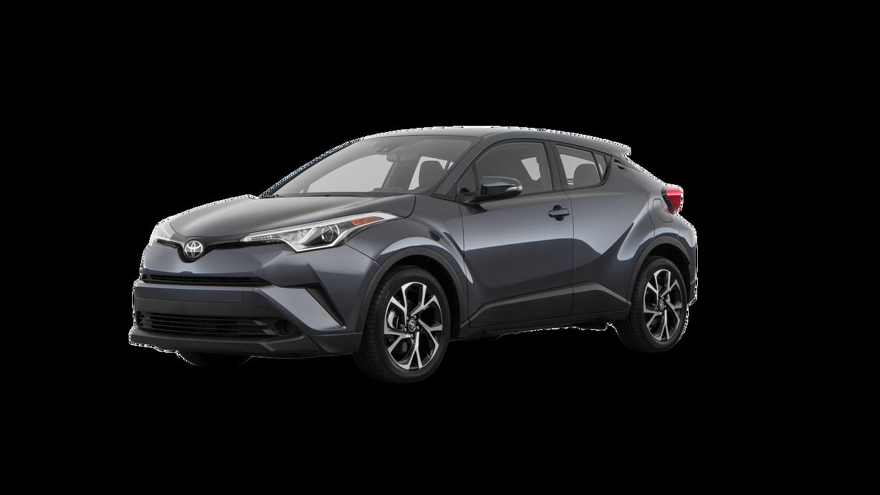 2019 Toyota C-HR 4D Sport Utility