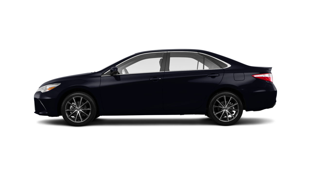 2016 Toyota Camry 4D Sedan