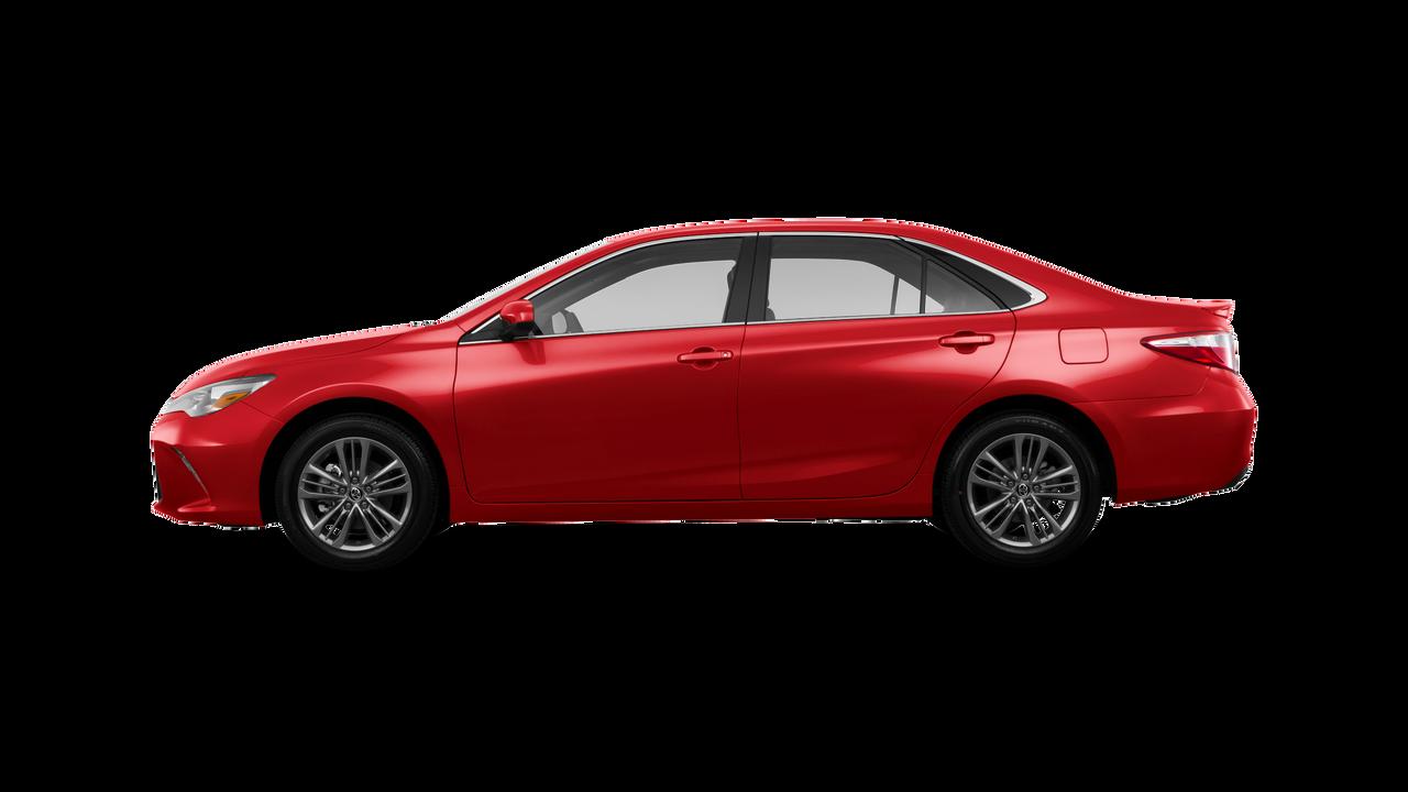 2017 Toyota Camry 4D Sedan