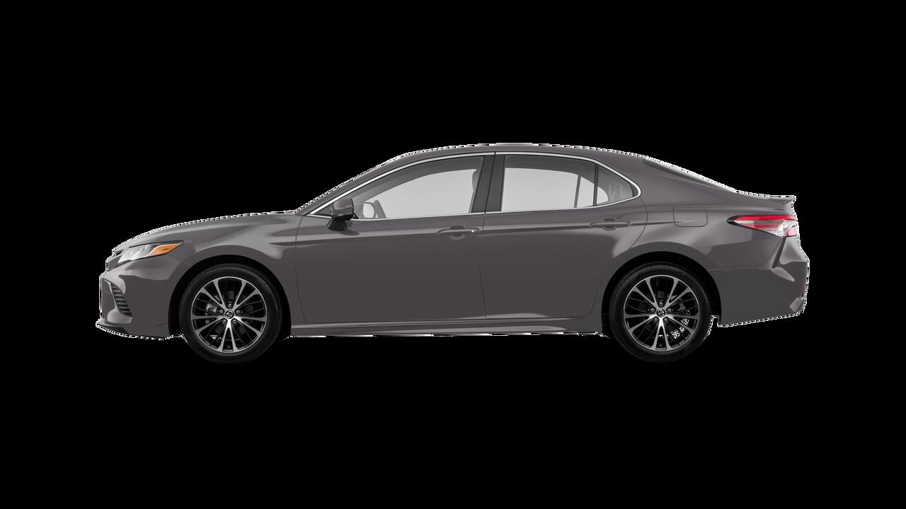 2018 Toyota Camry 4D Sedan