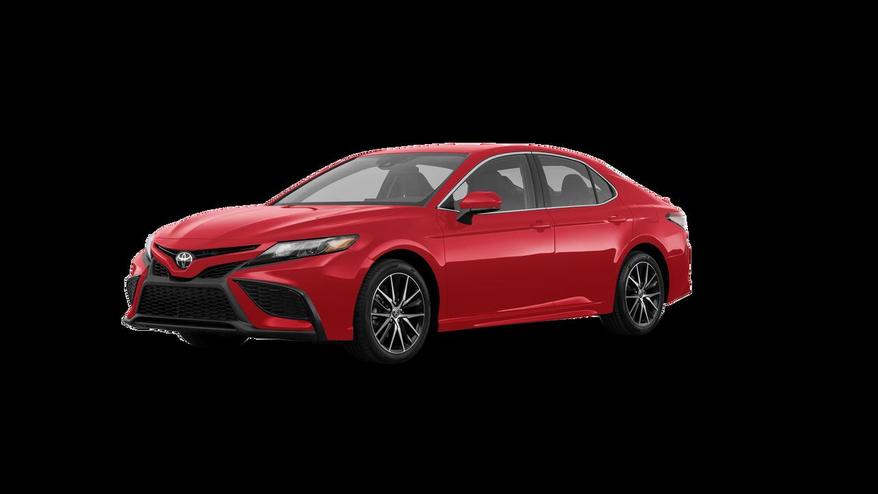 2022 Toyota Camry 4dr Car