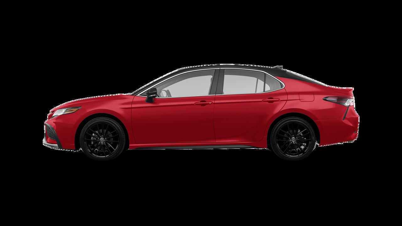 2022 Toyota Camry Sedan