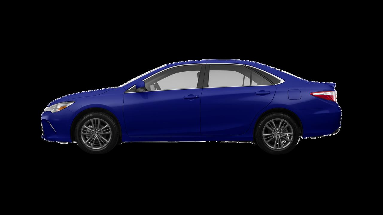 2015 Toyota Camry 4D Sedan