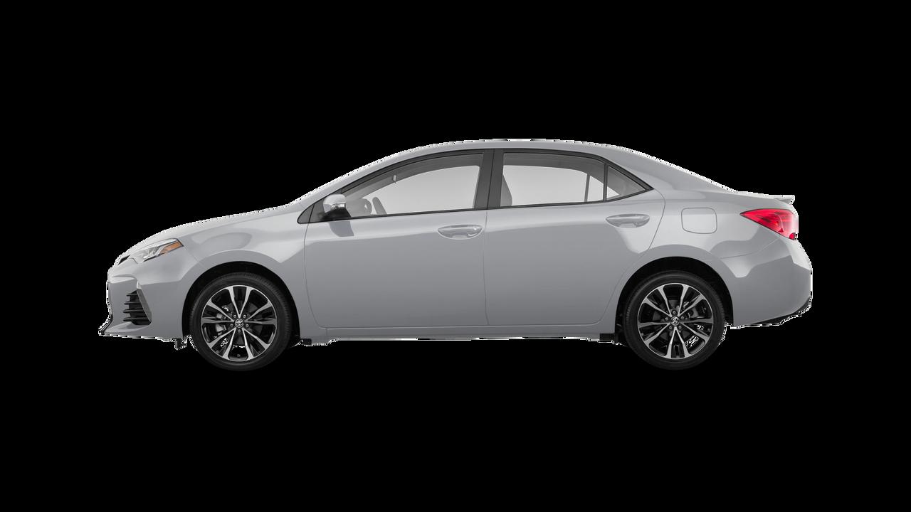 2018 Toyota Corolla 4dr Car