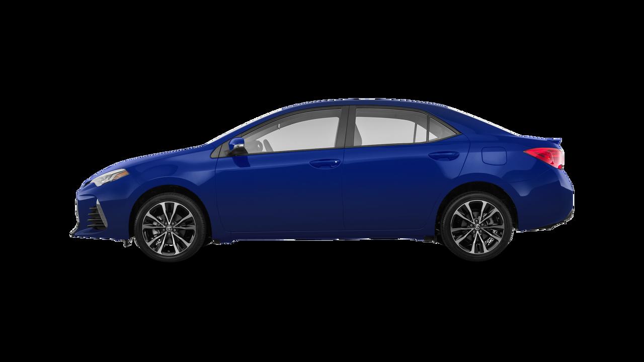 2018 Toyota Corolla 4D Sedan