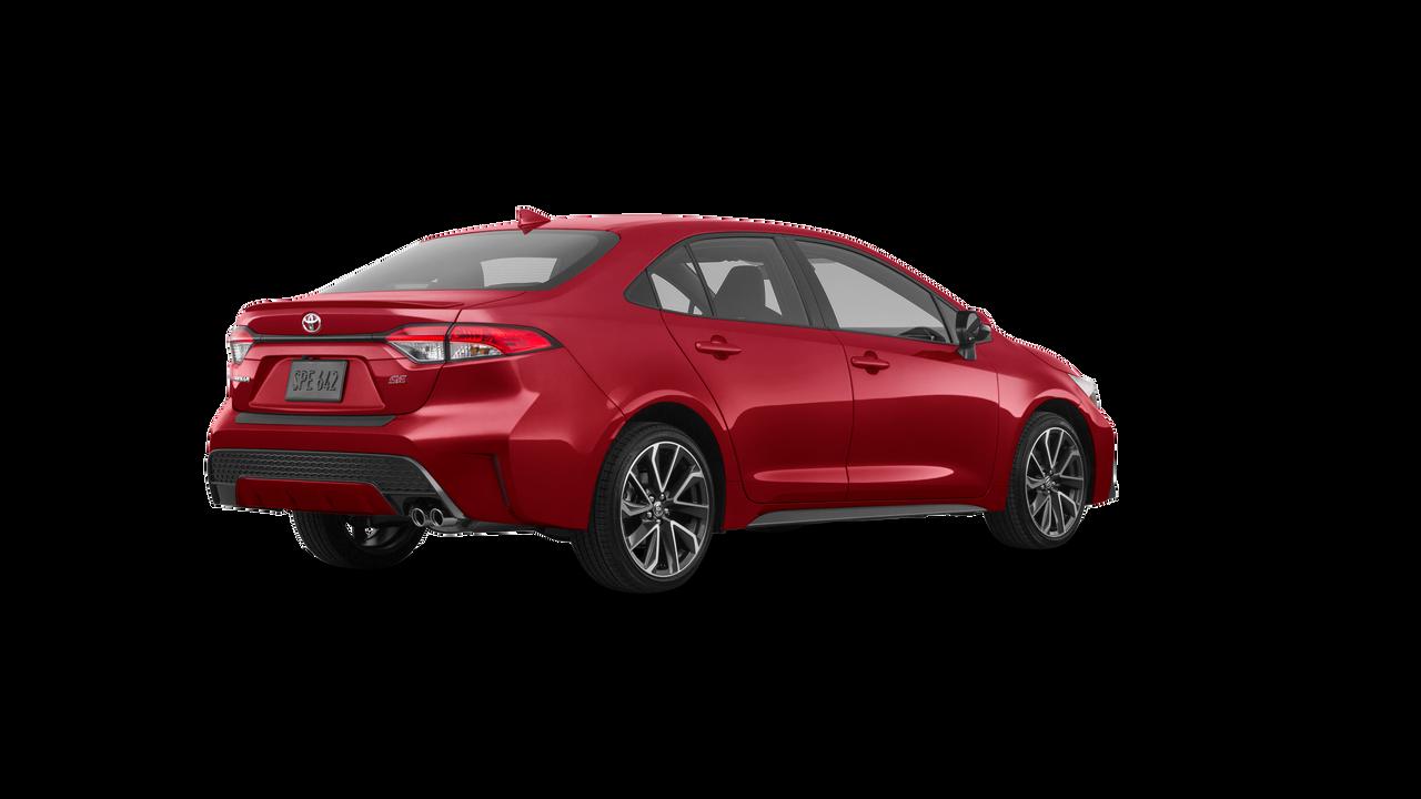 2020 Toyota Corolla 4D Sedan