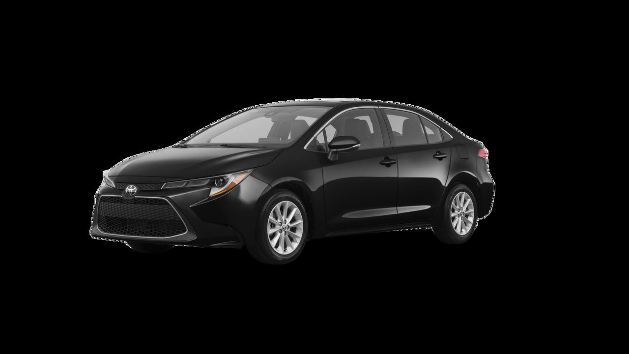2022 Toyota Corolla 4D Sedan