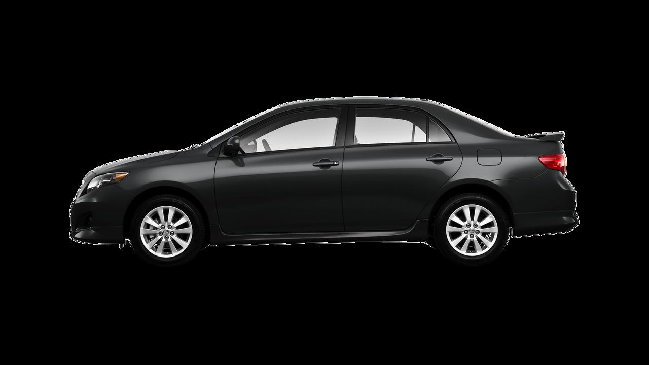 2010 Toyota Corolla 4dr Car