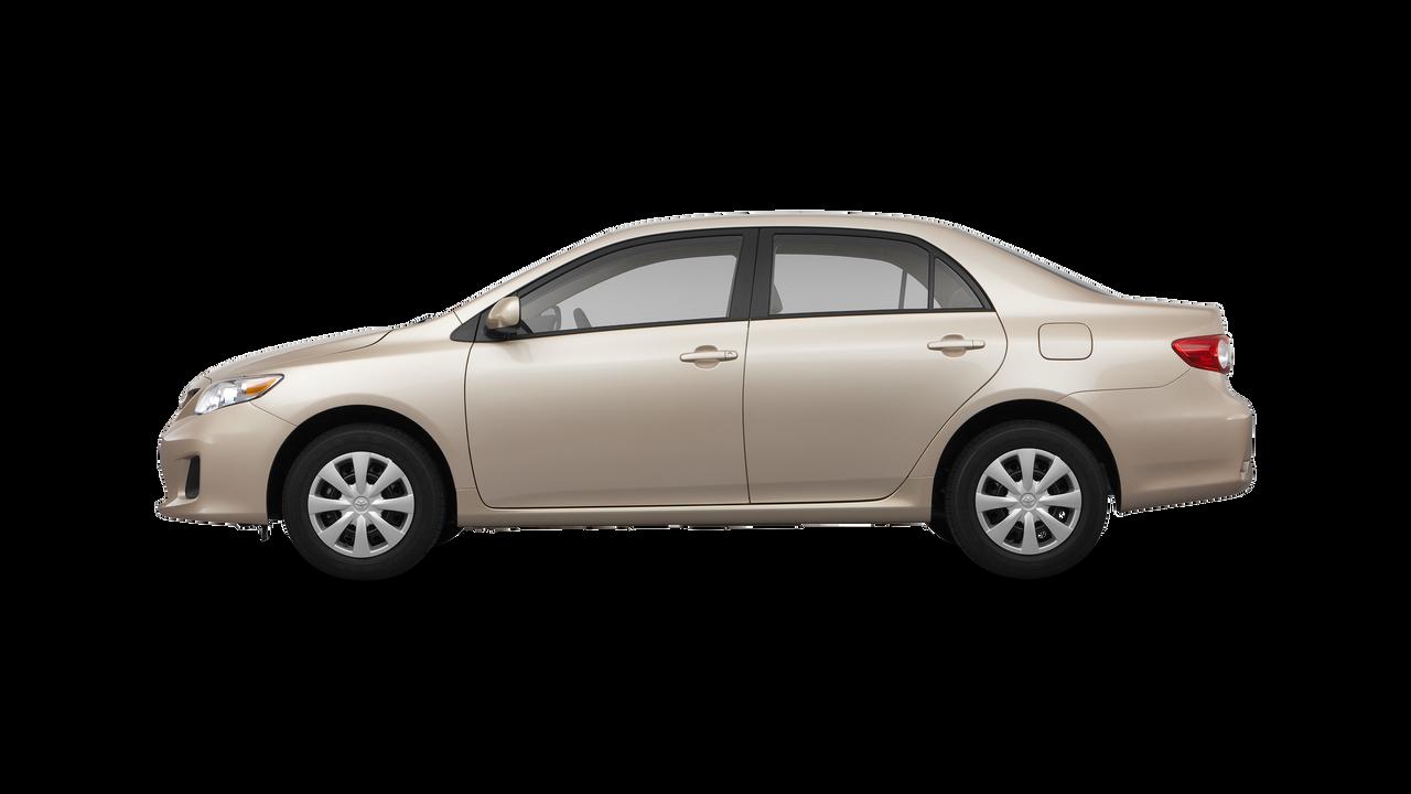 2011 Toyota Corolla 4dr Car