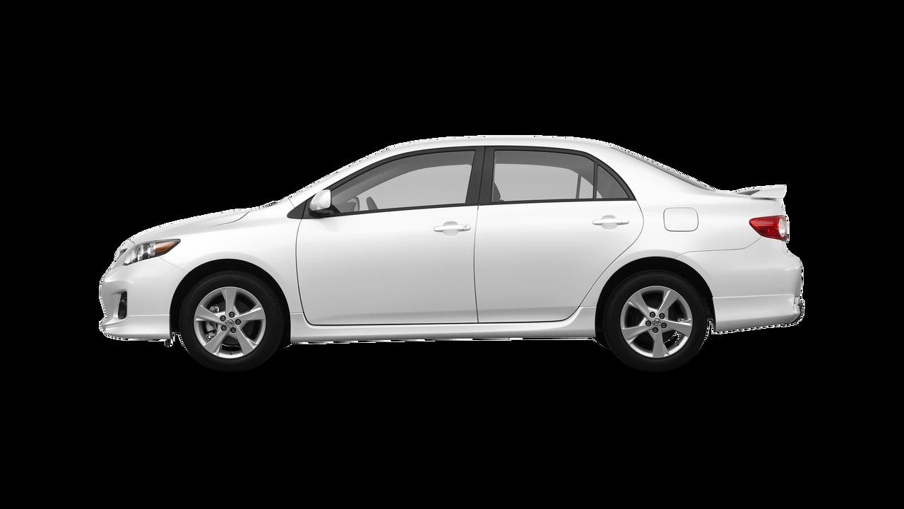 2012 Toyota Corolla 4dr Car