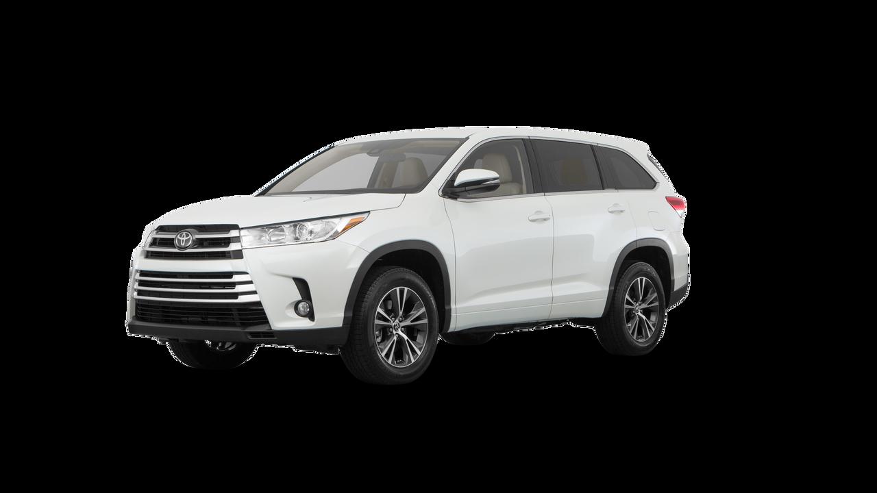 2017 Toyota Highlander 4D Sport Utility