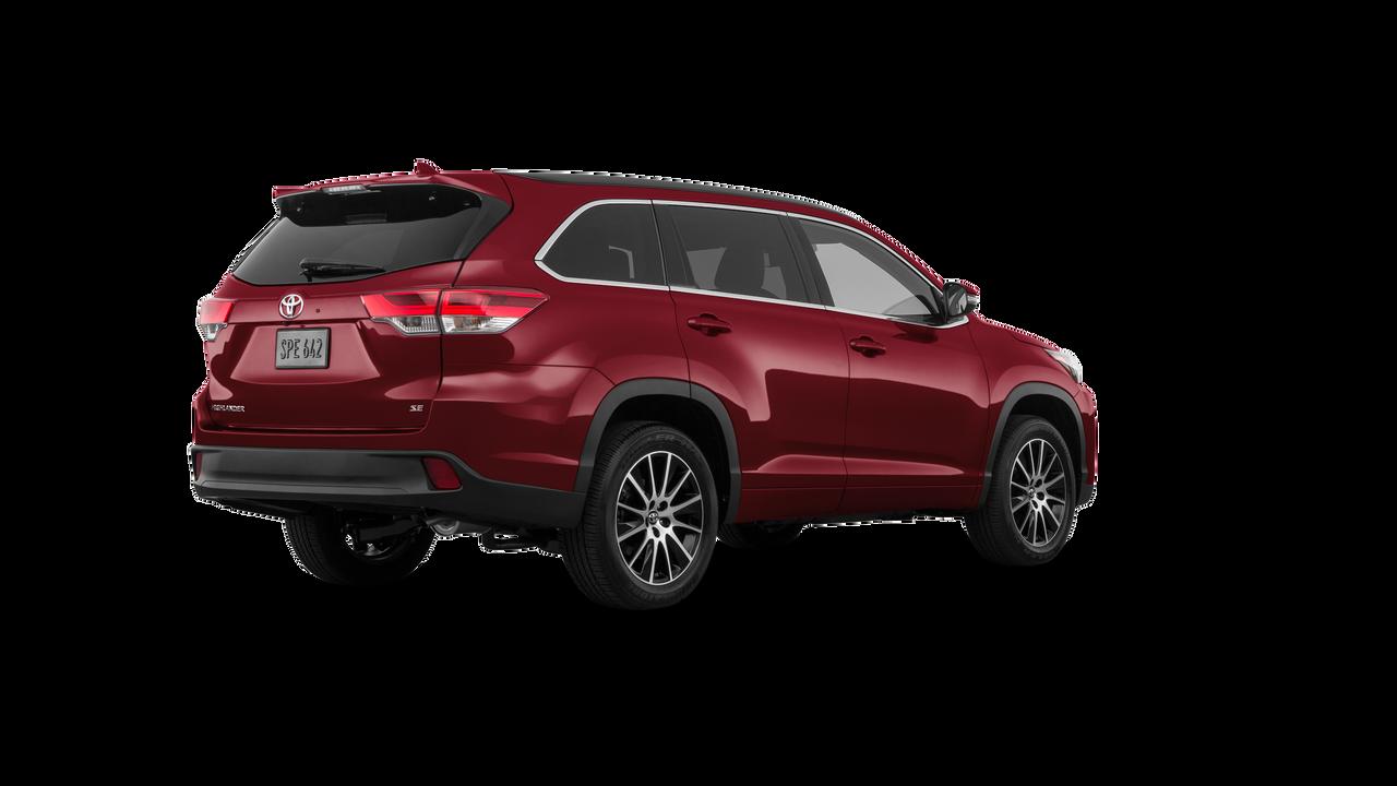2018 Toyota Highlander 4D Sport Utility