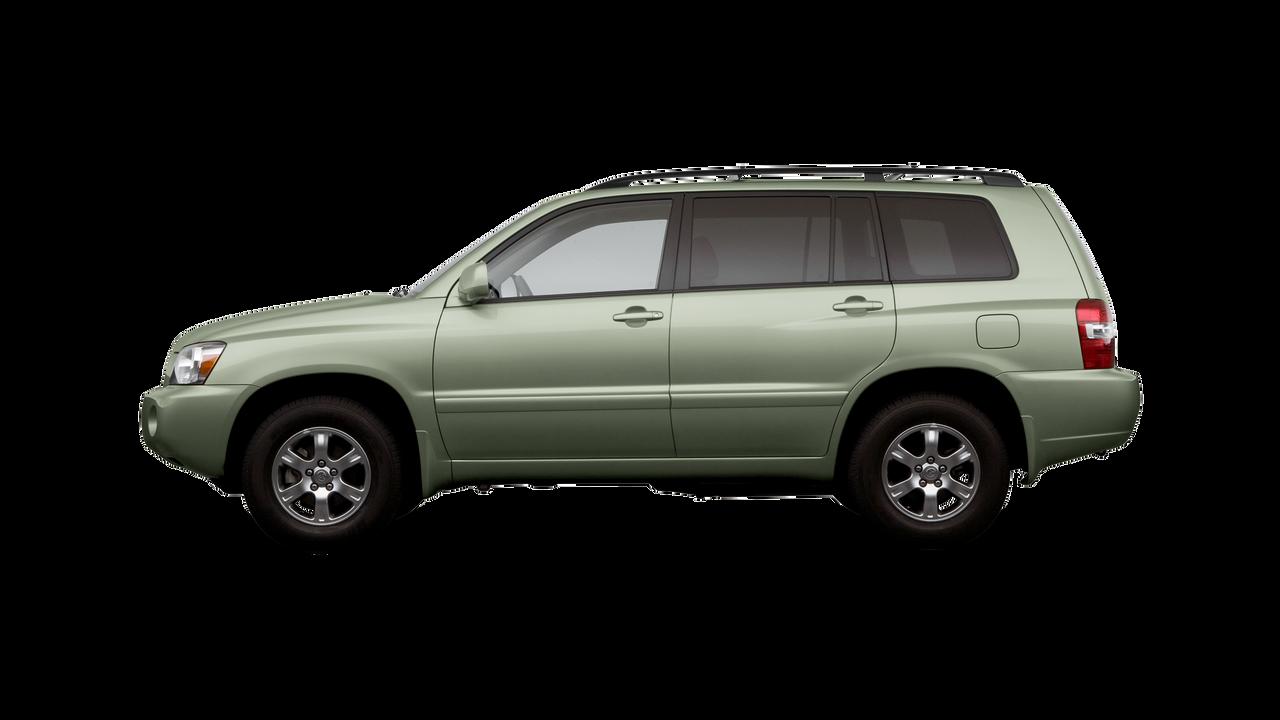 2007 Toyota Highlander Sport Utility