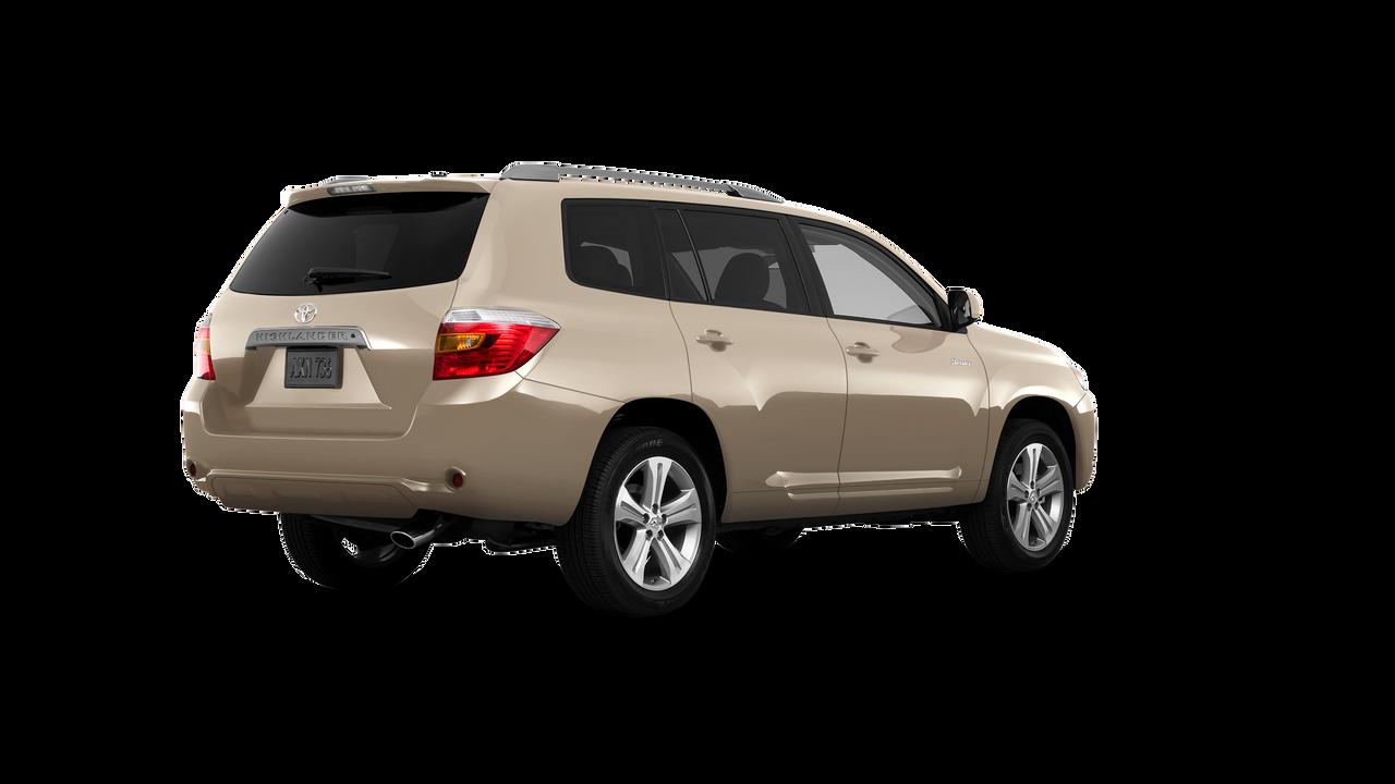2010 Toyota Highlander Sport Utility