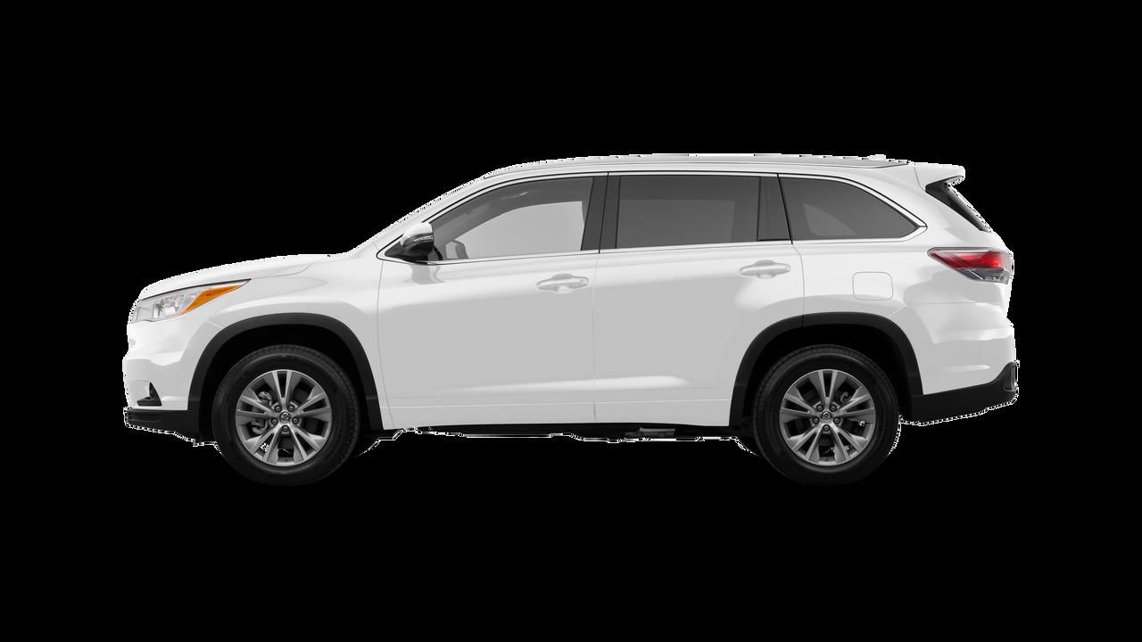 2014 Toyota Highlander Sport Utility