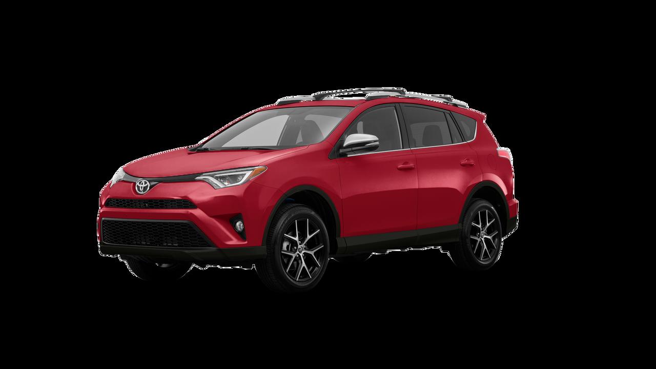 2016 Toyota RAV4 4D Sport Utility