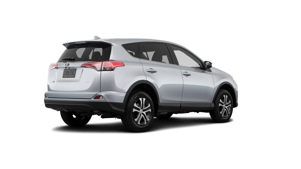 2018 Toyota RAV4 Sport Utility