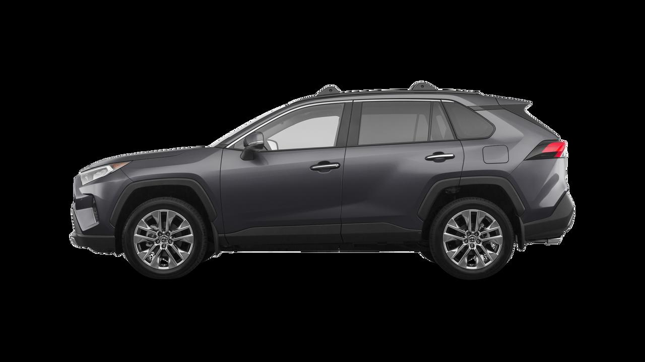 2020 Toyota RAV4 4D Sport Utility