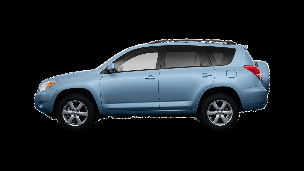 2008 Toyota RAV4 Sport Utility