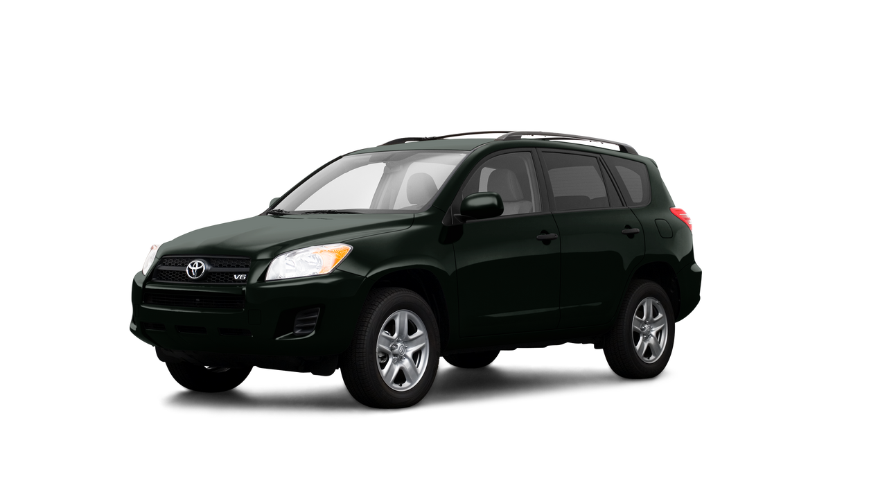 2009 Toyota RAV4 Sport Utility