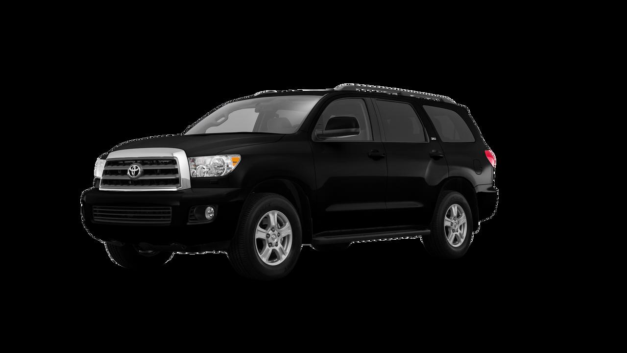 2016 Toyota Sequoia Sport Utility