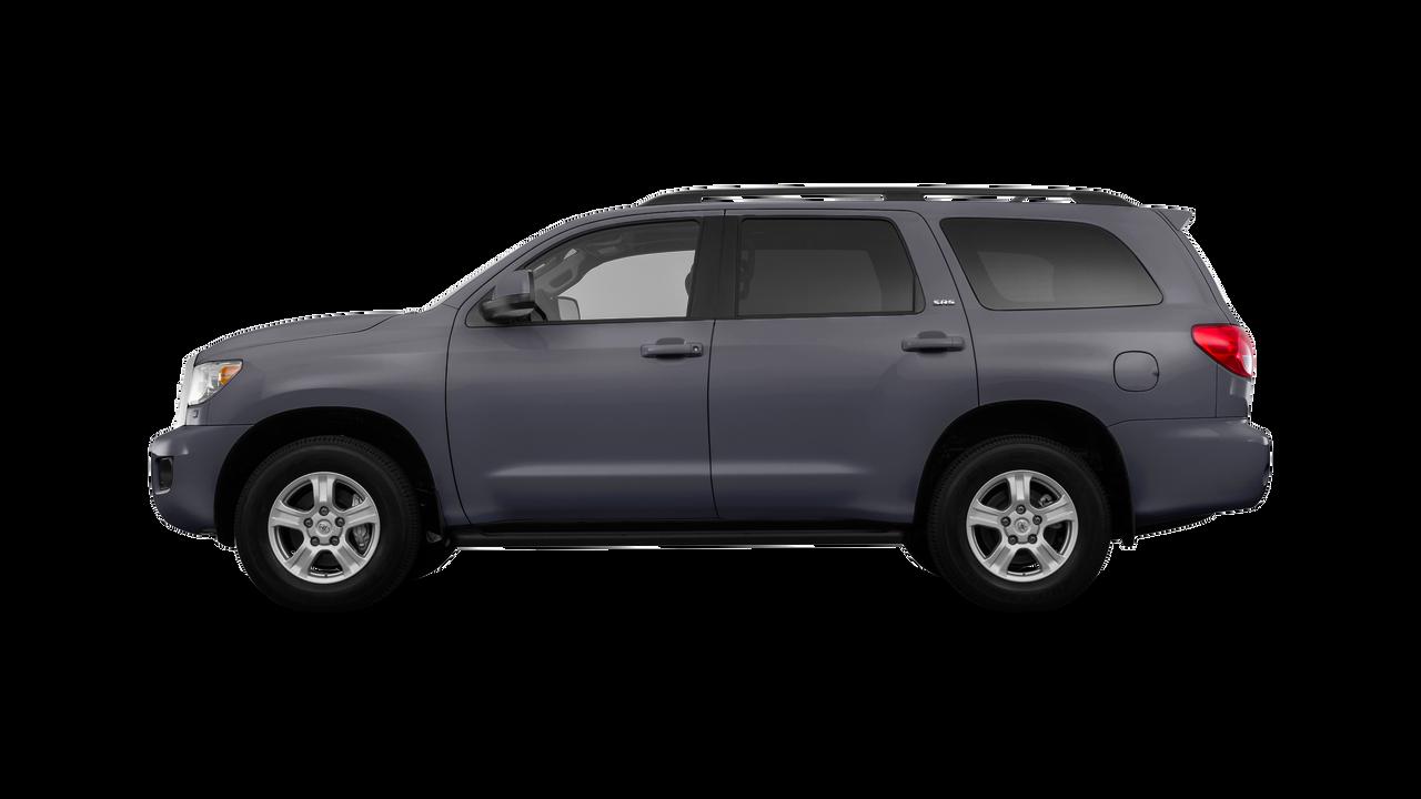 2017 Toyota Sequoia Sport Utility